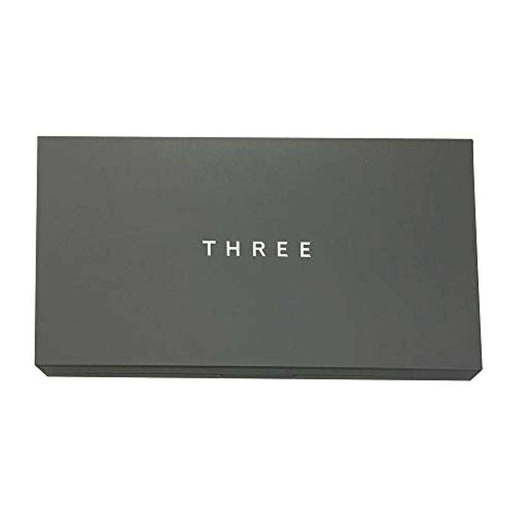闇野な意味THREE(スリー) プリスティーンコンプレクションパウダーファンデーション ケース [ ケース ] [並行輸入品]
