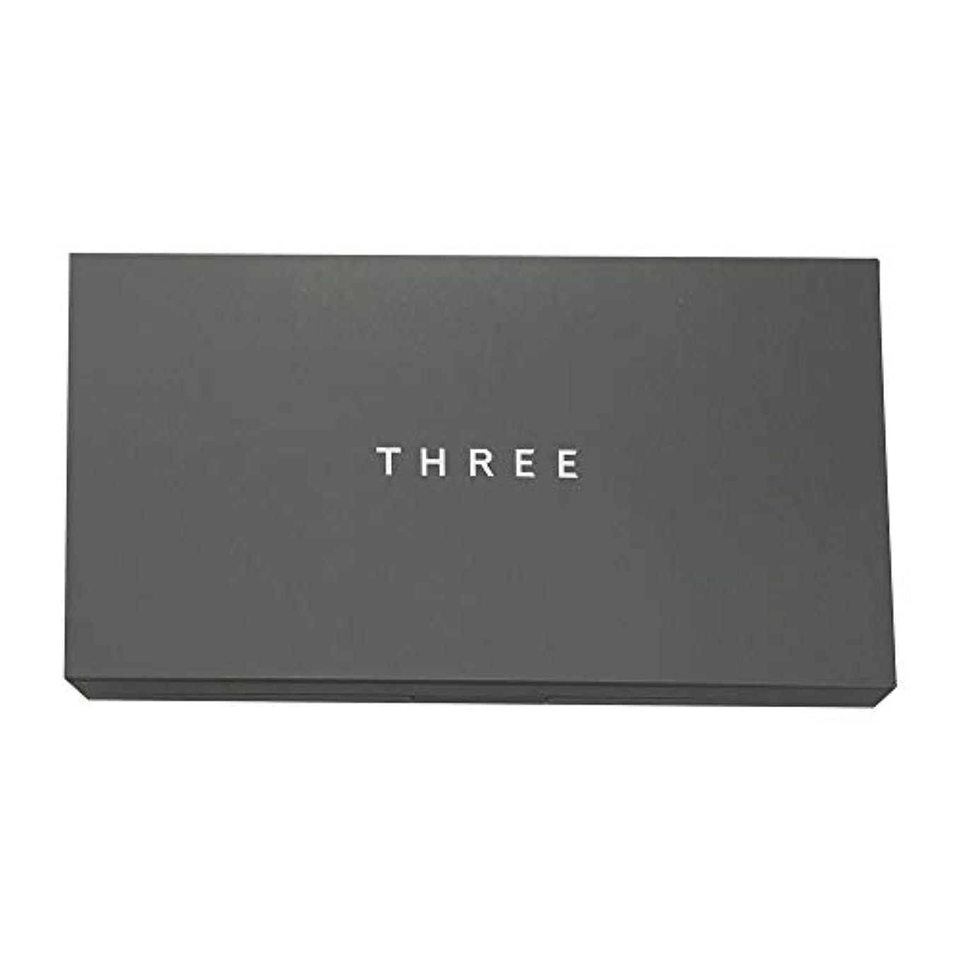サスペンションカニ発信THREE(スリー) プリスティーンコンプレクションパウダーファンデーション ケース [ ケース ] [並行輸入品]