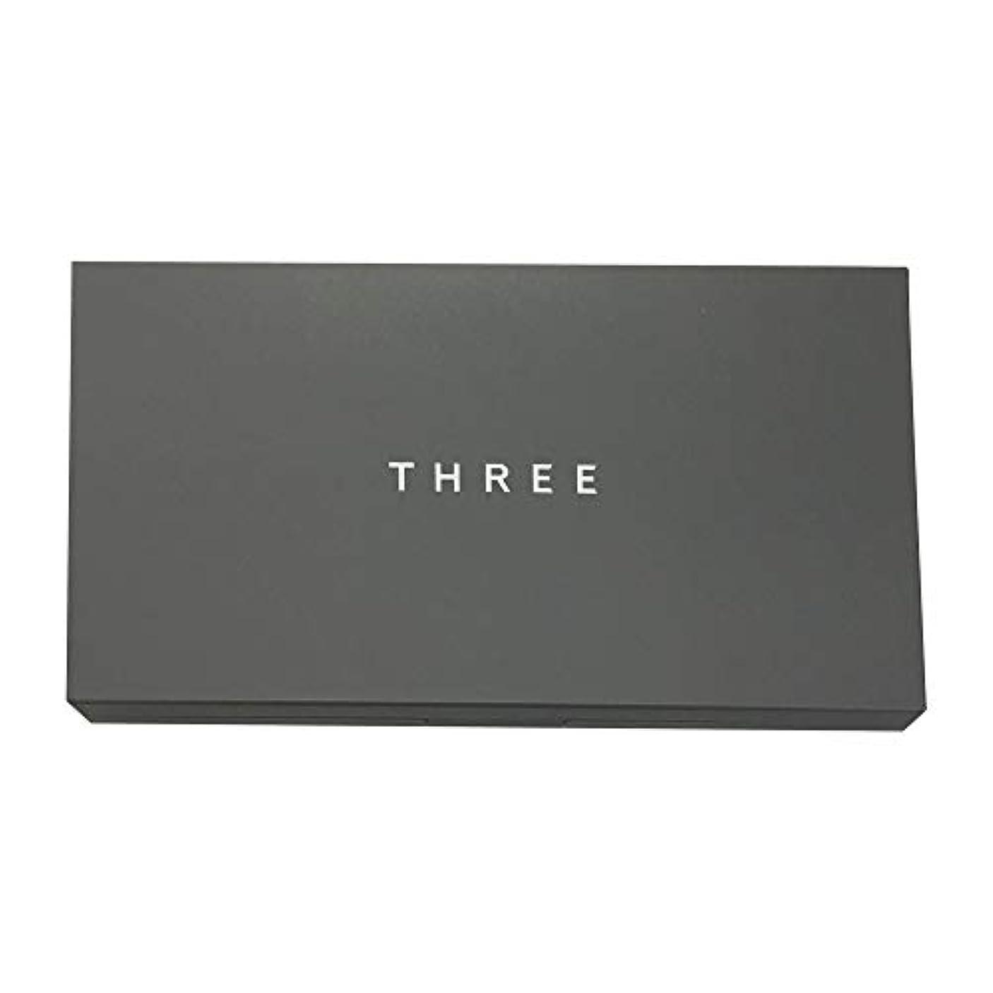 六針自分のためにTHREE(スリー) プリスティーンコンプレクションパウダーファンデーション ケース [ ケース ] [並行輸入品]