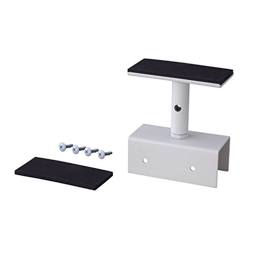 RoomClip商品情報 - 平安伸銅工業 LABRICO DIY収納パーツ 2×4アジャスター アイアン 屋外使用可 ホワイト IXO-1