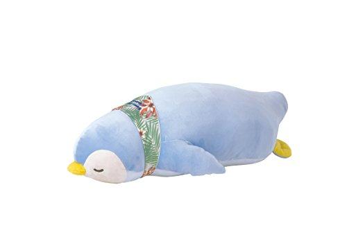 抱き枕 ペンギンのラブ W46xD24xH14cm プレミアムねむねむアニマルズクール 58017-61
