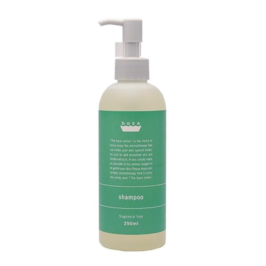 許可する苦い溶岩base shampoo(ベースシャンプー)250ml
