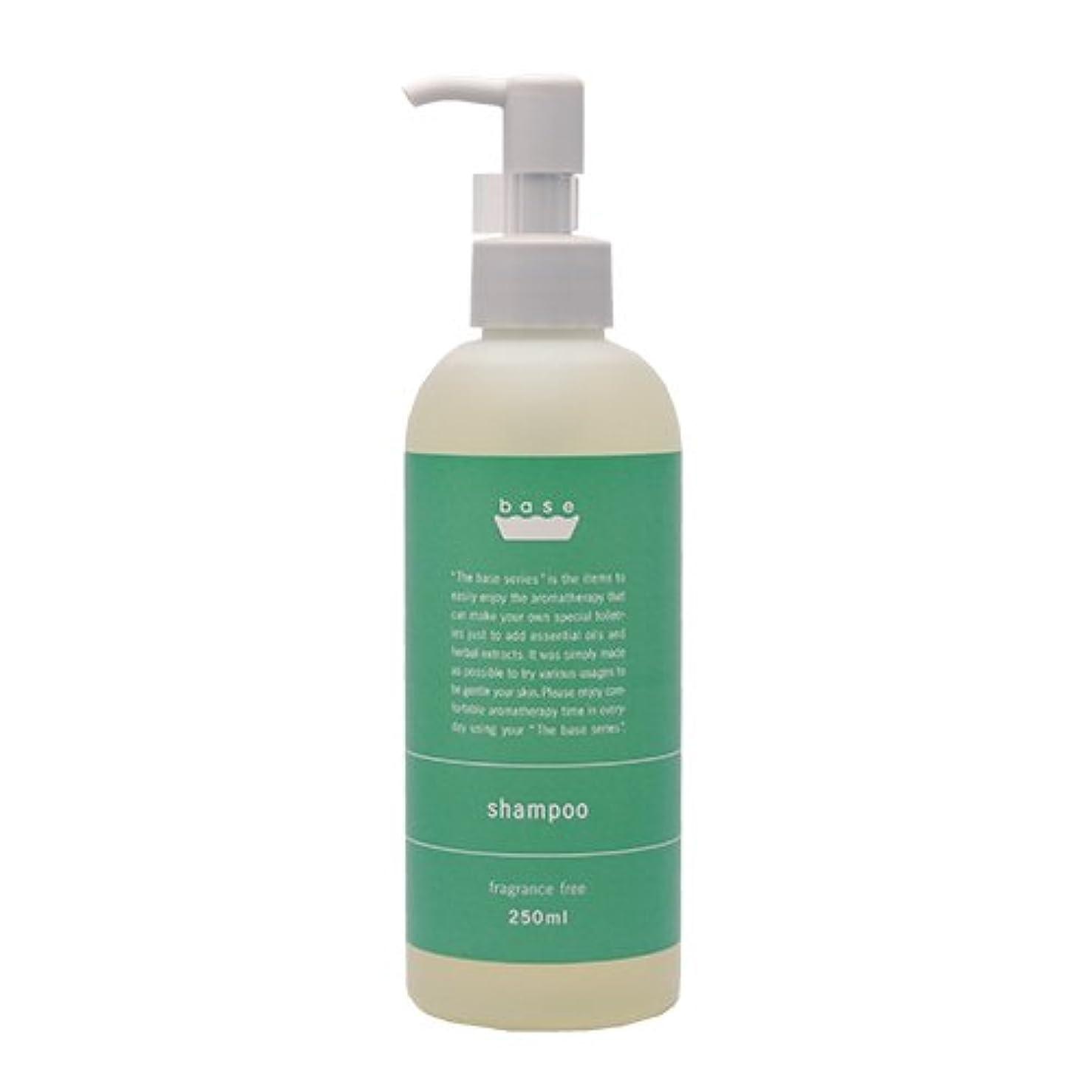 略語ダーツ混乱したbase shampoo(ベースシャンプー)250ml