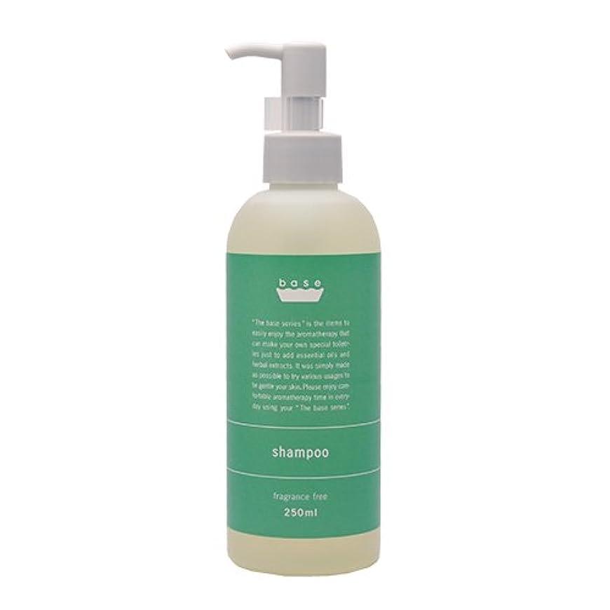 レコーダー冗長条約base shampoo(ベースシャンプー)250ml