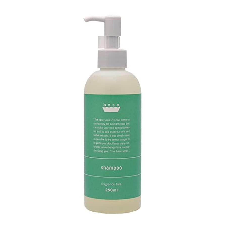 船手伝うほのめかすbase shampoo(ベースシャンプー)250ml