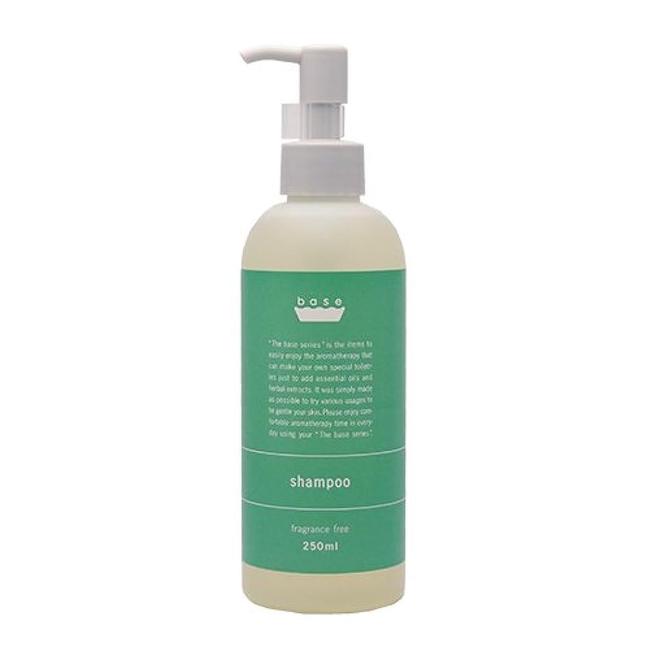 現実的見えない伝染性base shampoo(ベースシャンプー)250ml