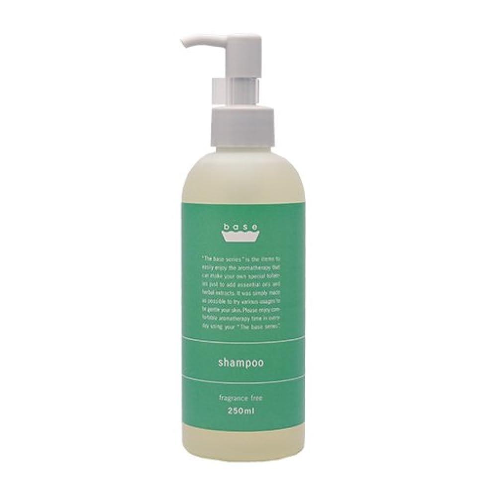 経済的判定書き込みbase shampoo(ベースシャンプー)250ml