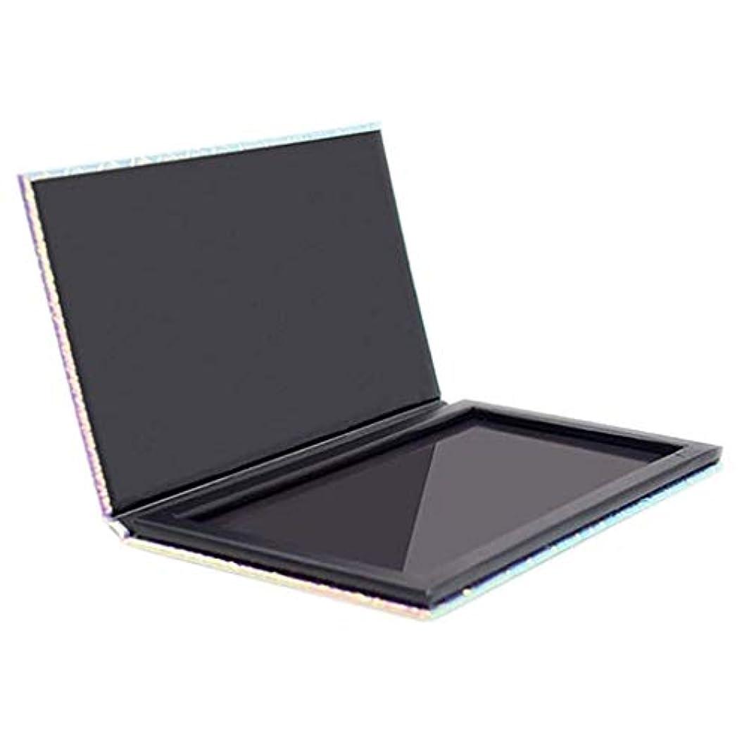 シート硬化するアクセス空の磁気パレット化粧パレットパッドヒョウ大パターンDIYパレット新しい