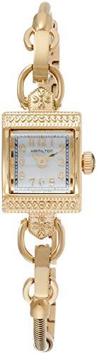 Lady Hamilton Vintage (レディ ハミルトン ヴィンテージ) イエローゴールド H31231113 レディース ハミルトン