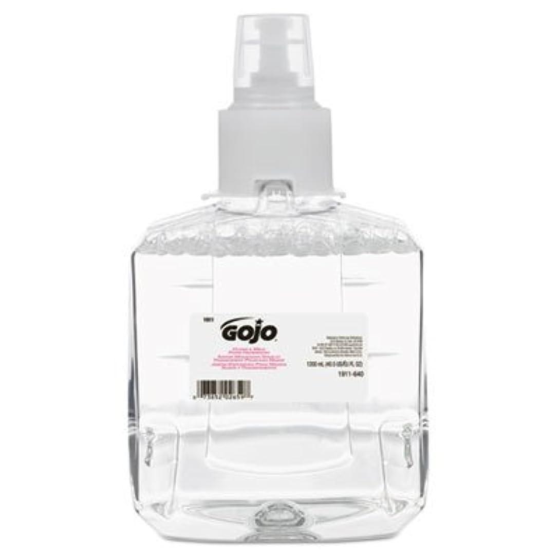 揃える教育する吸収go-jo Industries 191102 CTクリアAmp ; Mild泡手洗いリフィル、抗、1200 ml詰め替え、2 /カートン