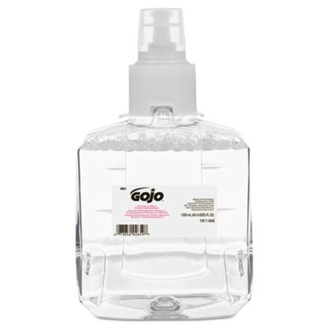 薄める日常的に事業go-jo Industries 191102 CTクリアAmp ; Mild泡手洗いリフィル、抗、1200 ml詰め替え、2 /カートン
