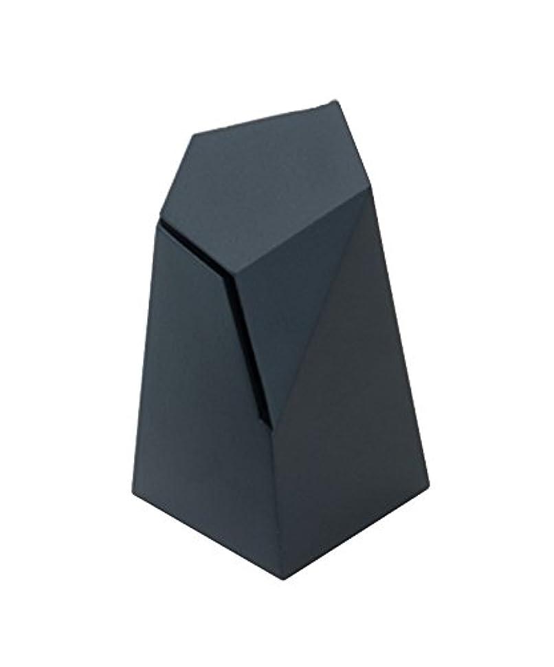 反発植木空気ナガエ Oyster incenseインセンスホルダー 香炉S ブラック