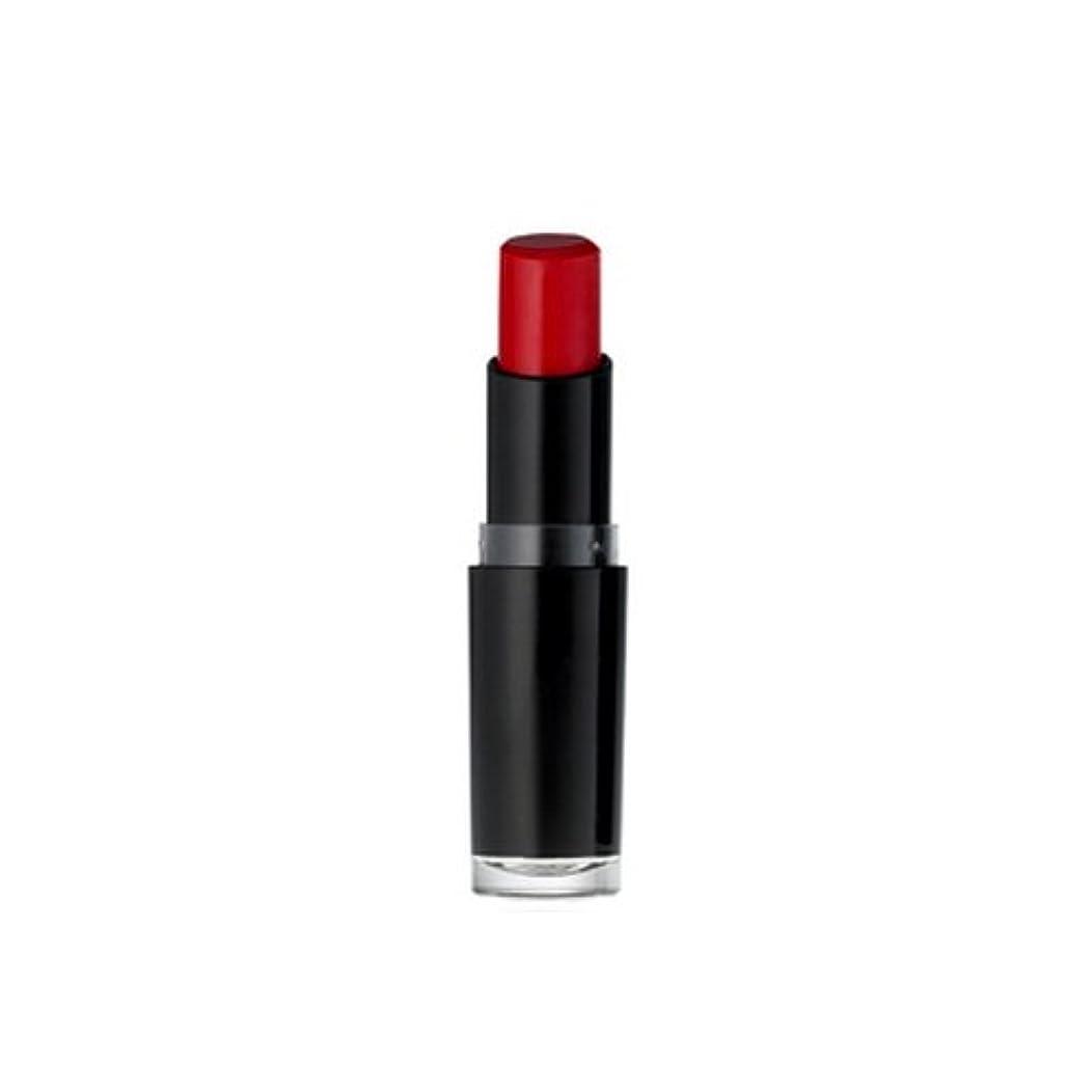 ワークショップタンカー薄汚いWET N WILD Mega Last Matte Lip Cover - Smokin' Hot Pink (並行輸入品)