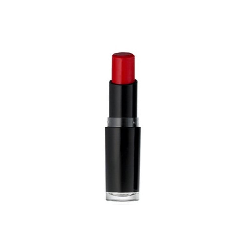 不従順防水展望台WET N WILD Mega Last Matte Lip Cover - Smokin' Hot Pink (並行輸入品)