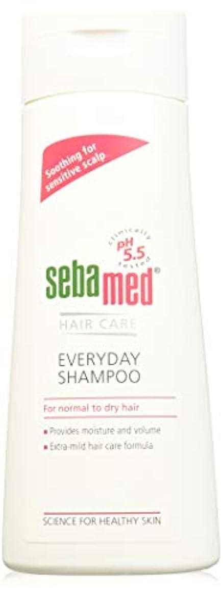 野ウサギ前置詞落胆するSebamed 200ml Everyday Shampoo