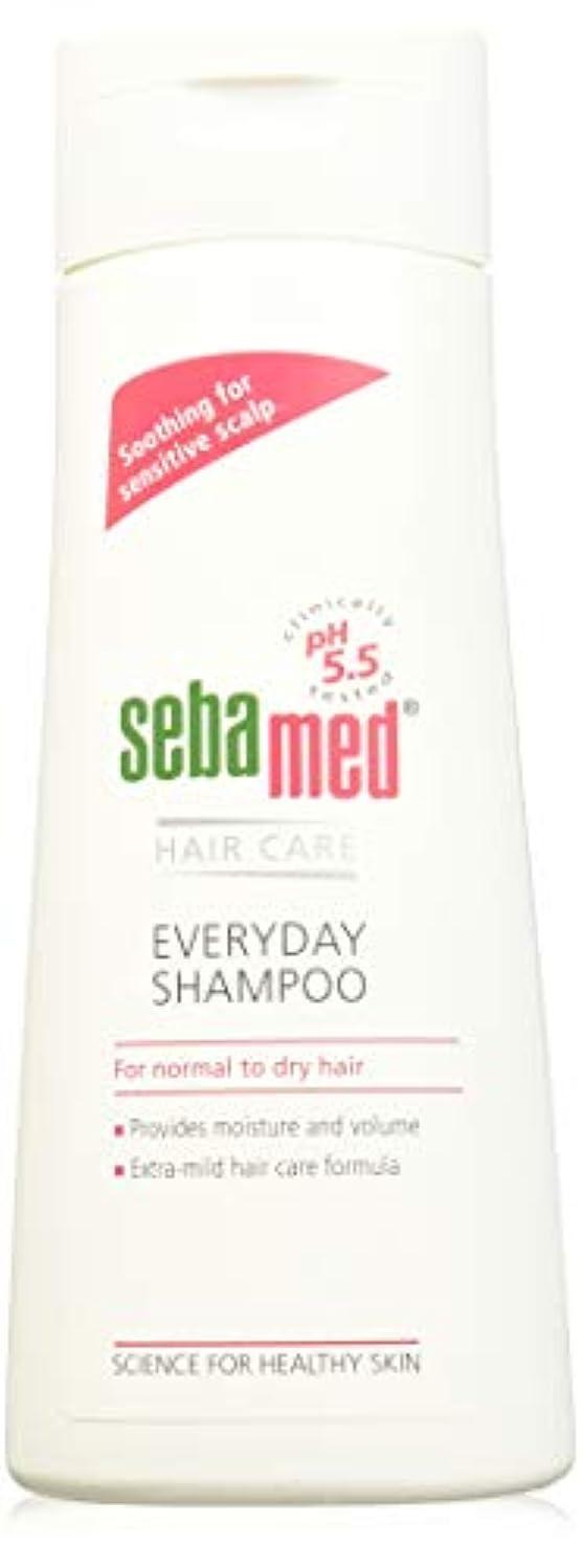 西ツイン不完全Sebamed 200ml Everyday Shampoo