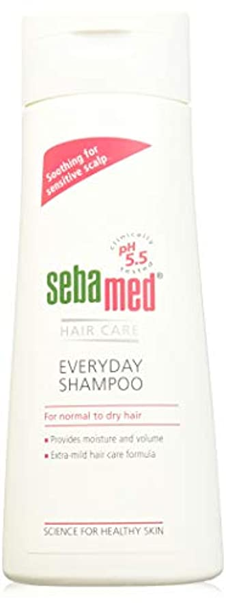 牛学習通知するSebamed 200ml Everyday Shampoo