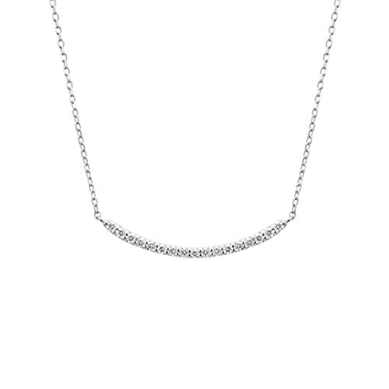 4℃(ヨンドシー)ダイヤモンドプラチナ(PT)ネックレス 111823125016