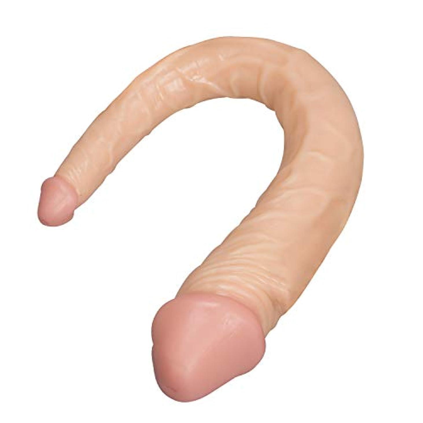 ヒロイック有害ためらうペニス 14.17インチの大きくて長いD-i-l'-d-o女性M-assager for womens and wife マッサージャー