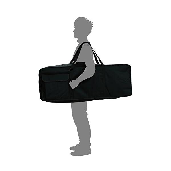 キクタニ キーボードバッグ 88鍵用 内寸1,...の紹介画像4