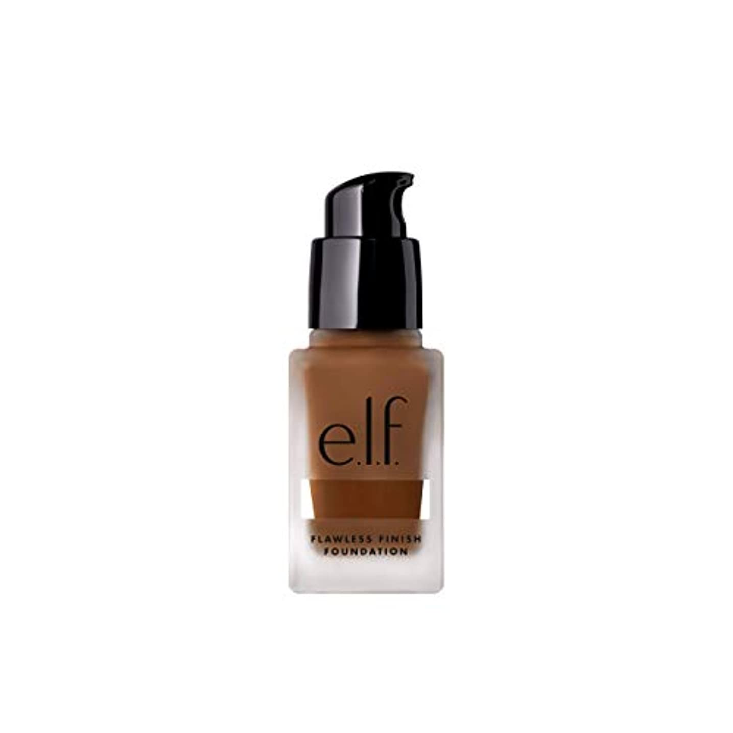 拳空中アプローチe.l.f. Oil Free Flawless Finish Foundation - Mocha (並行輸入品)