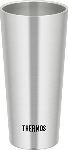 サーモス 真空断熱タンブラー 350ml  ステンレス JDI-350 S