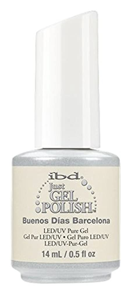 動く建てるによってibd Just Gel Nail Polish - Summer 2017 Destination Colour Collection - Buenos Dias Barcelona - 14ml / 0.5oz