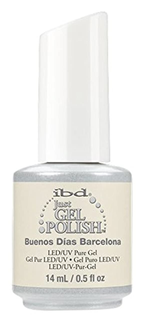 死すべきポーン運営ibd Just Gel Nail Polish - Summer 2017 Destination Colour Collection - Buenos Dias Barcelona - 14ml / 0.5oz