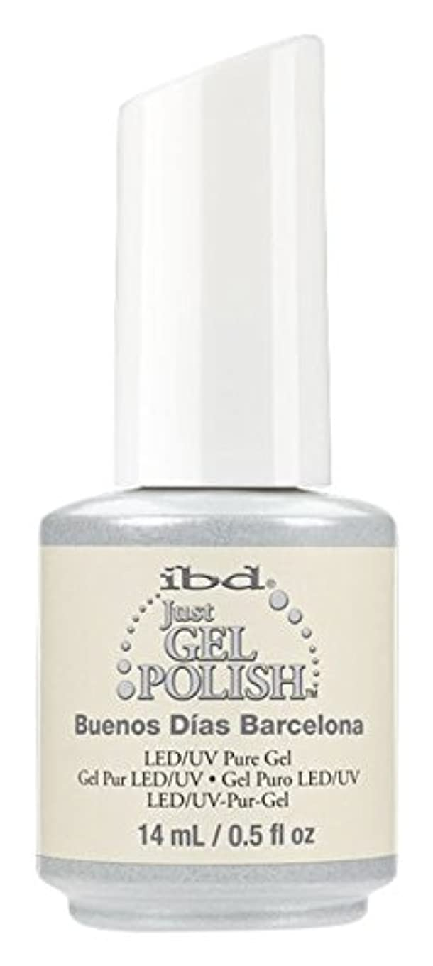光電二十祝うibd Just Gel Nail Polish - Summer 2017 Destination Colour Collection - Buenos Dias Barcelona - 14ml / 0.5oz