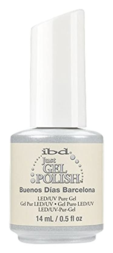 同一性受け入れたミサイルibd Just Gel Nail Polish - Summer 2017 Destination Colour Collection - Buenos Dias Barcelona - 14ml / 0.5oz
