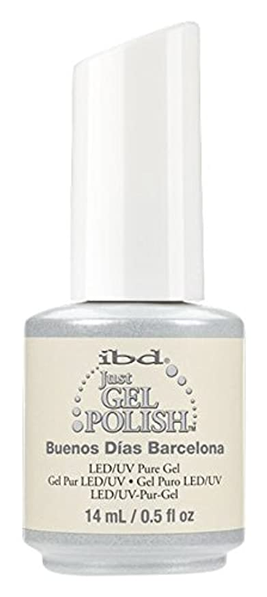 偽物鎮静剤強打ibd Just Gel Nail Polish - Summer 2017 Destination Colour Collection - Buenos Dias Barcelona - 14ml / 0.5oz