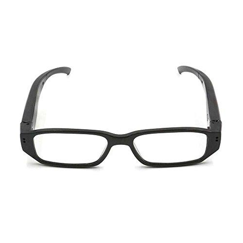 LXMIMI メガネ型カメラ 1080P HD高画質 小型防犯カメラ 高解像度1920*1080...