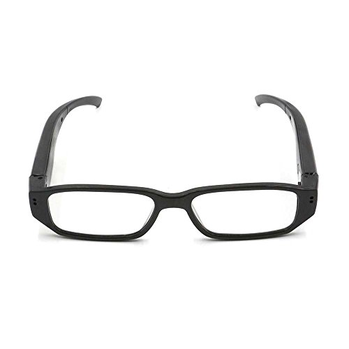 LXMIMI メガネ型カメラ 1080P HD高画質 小型防...