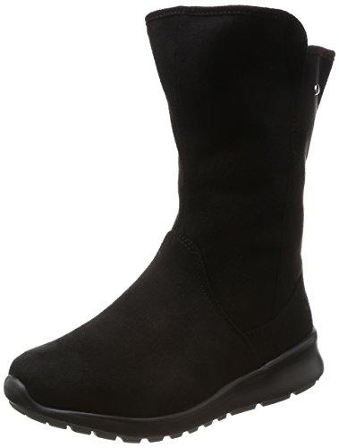 [エレッセ] ブーツ VWT271 VWT271 ブラック 24 cm
