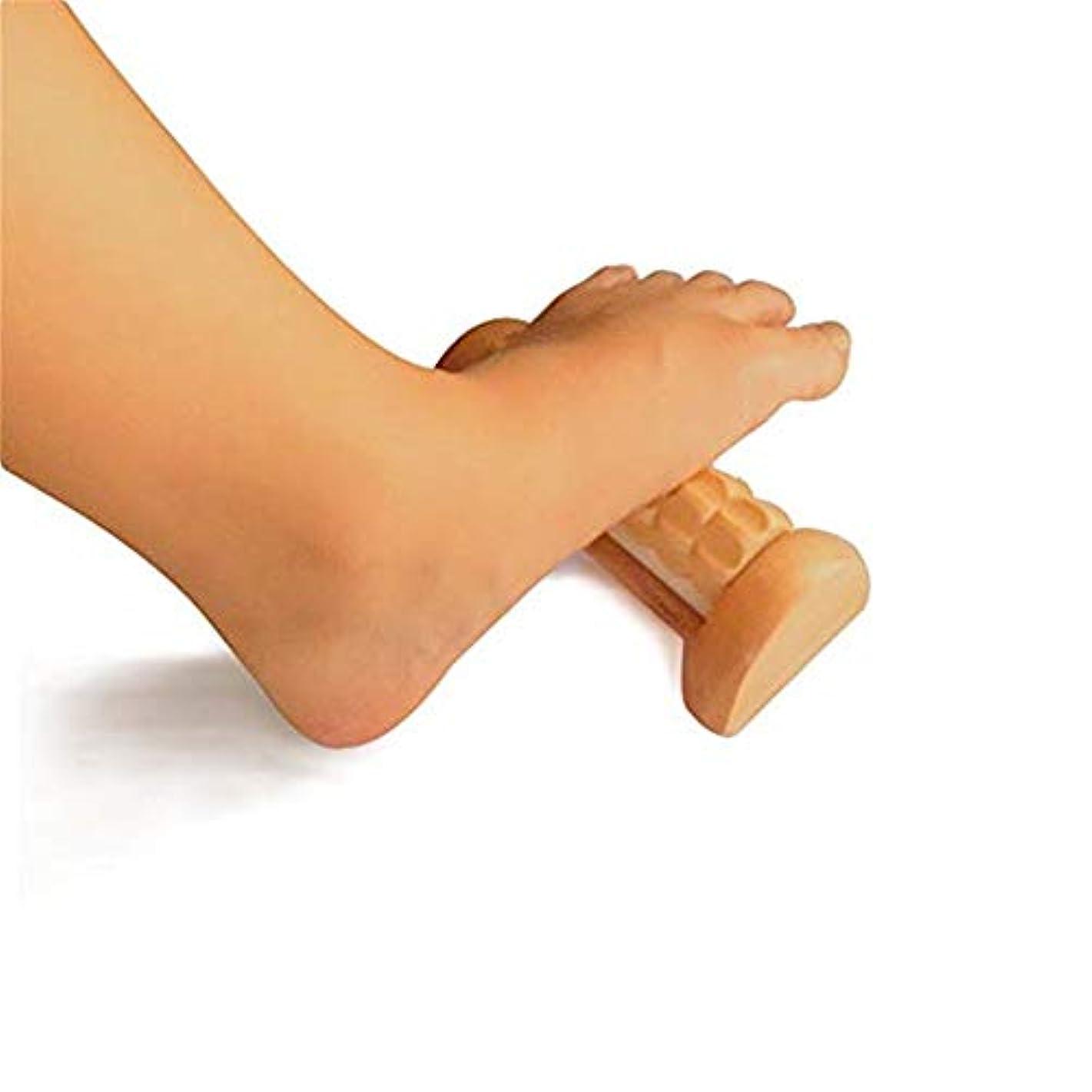 何暴力的な真夜中Foot Massager Roller - 足のARCHの痛み、足底筋膜炎、痛みのセルフマッサージと痛みを和らげます - 筋膜の弛緩、リラックスした緊張/タイトな筋膜およびアーチを刺激します