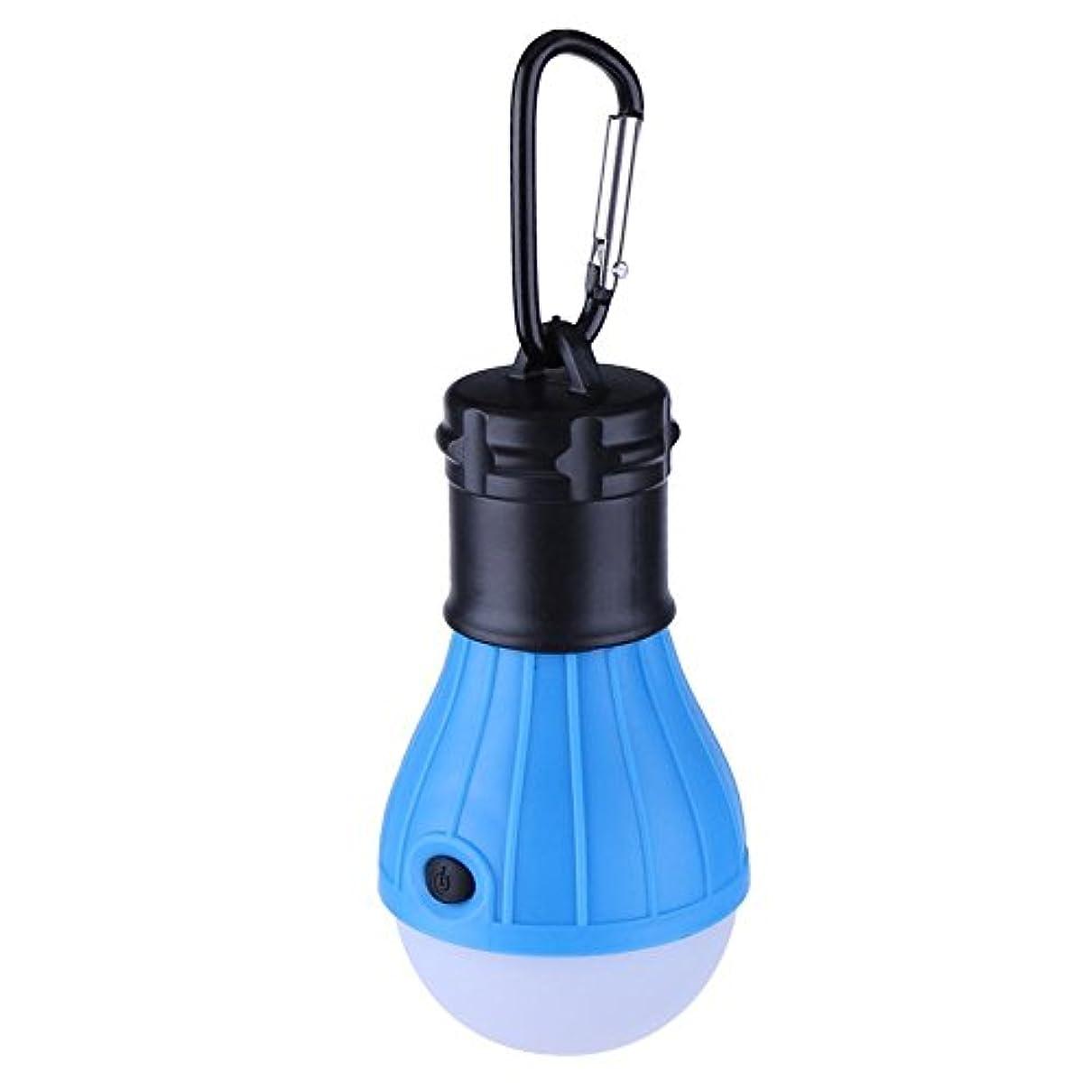 関連するただやる昇るk-outdoor LEDランタン キャンプライト 60ルーメン 吊り下げフック付き 高輝度 小型 携帯便利 アウトドア&停電応急&防災用品 単4電池