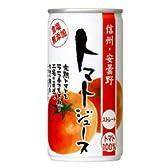 JA全農長野 ゴールドパック信州・安曇野 トマトジュース 無塩 (190g×30本)×1箱