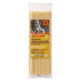 創健社 ジロロモーニ デュラム小麦有機スパゲットーニ 500g×1個 JAN:8032891760222