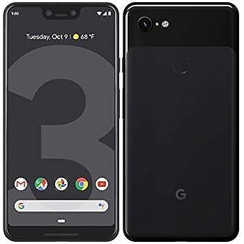 国内版SIMフリー Google Pixel3 64GB Just Black