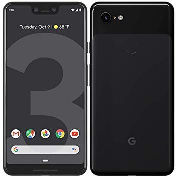 国内版SIMフリー Google Pixel3 64GB Just Blac...