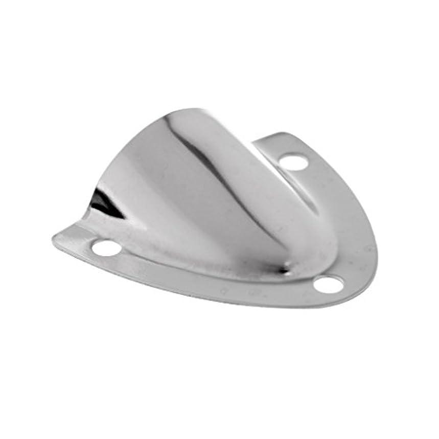 振り向くモーターソファーH HILABEE 316個のステンレス鋼の二枚貝の殻ミゼットの出口ワイヤーケーブルカバーボートの装備