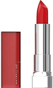 Maybelline Colour Sensational Creamy Matte Lipstick - Siren In Scarlett 690