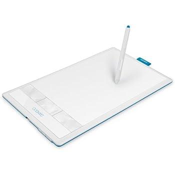 Wacom ペンタブレット Mサイズ ホワイト フォトショップエレメンツ&ペインターエッセンシャル付属 Bamboo Fun CTH-670/W1