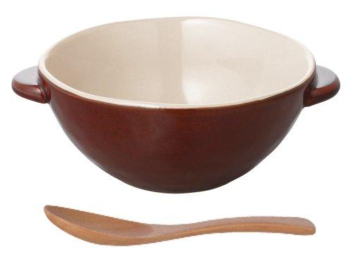 KINTO (キントー)  ほっくり シチューボウル 茶 16473