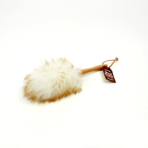クラシカルマニッシュインデイリーリッチスタイル ウールダスター【Sサイズ】約32cm(柄:16.5cm)