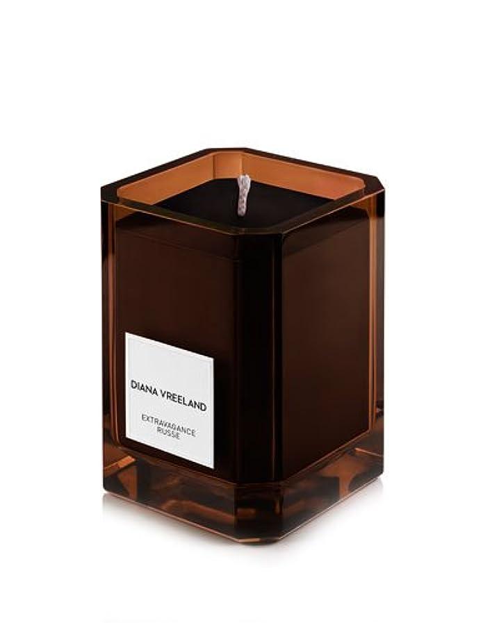 率直なむさぼり食う企業Diana Vreeland Extravagance Russe(ダイアナ ヴリーランド エクストラバガンス リュス) 9.7 oz (291ml) Candle (香りつきキャンドル)