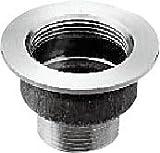 LIXIL INAX ゴム栓用直結排水金具 PBF-5A(縦引)(本体のみ)