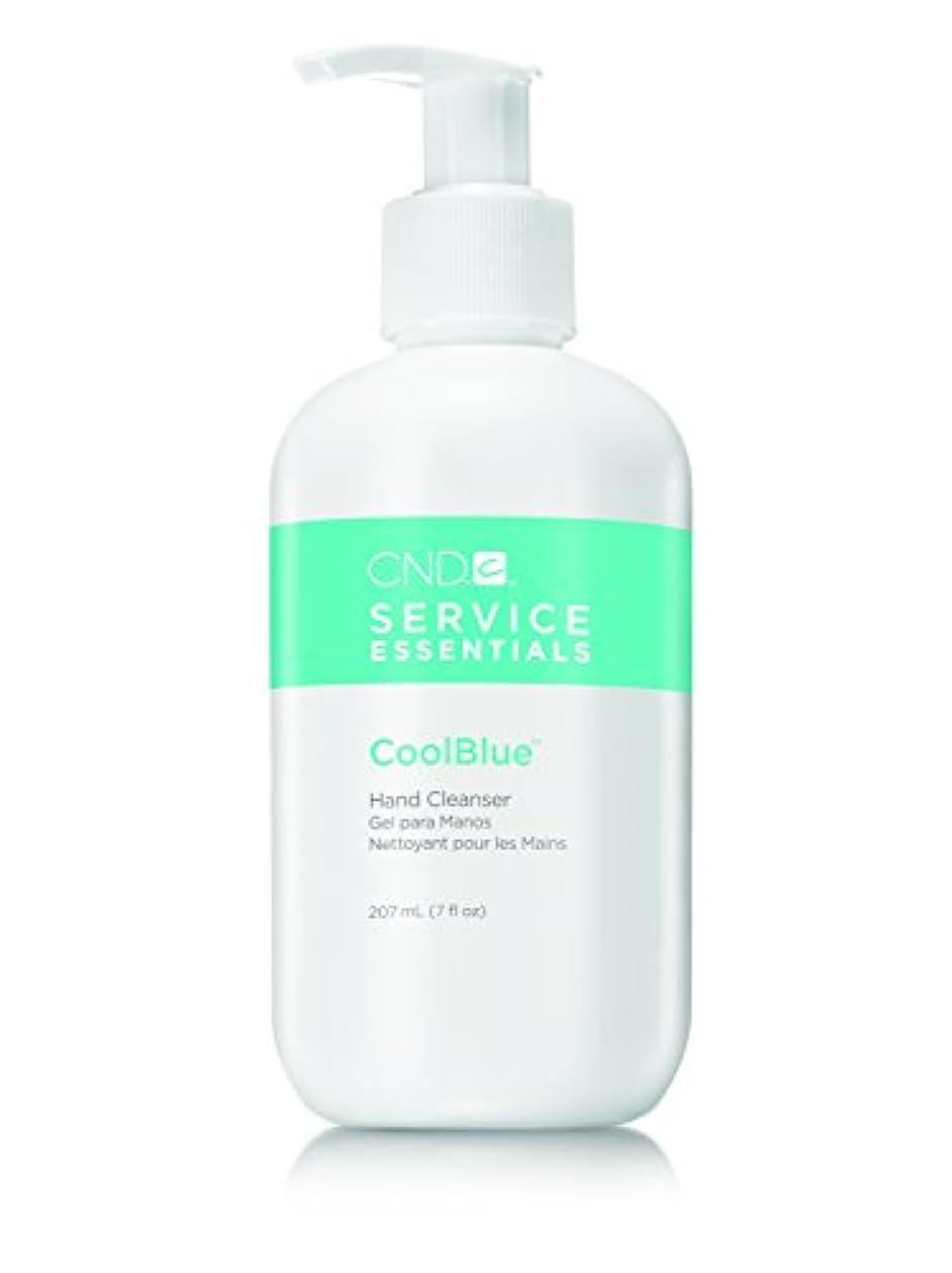 赤字ビン怠感CND Prep - CoolBlue - 7oz