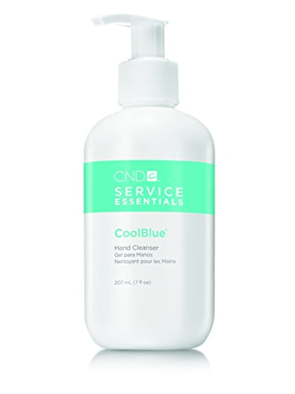 監督する留め金抽出CND Prep - CoolBlue - 7oz