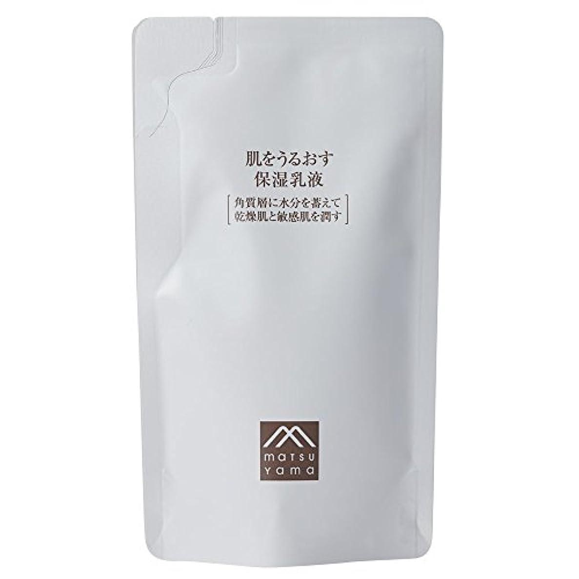 ベルト摩擦レンダリング肌をうるおす保湿乳液 詰替用